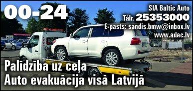 """""""Baltic Auto"""", SIA reklāma Latvijas pašvaldību amatpersonu un politiķu kontaktinformācijas katalogā"""
