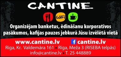 """""""DKR Cantine"""", SIA reklāma Latvijas pašvaldību amatpersonu un politiķu kontaktinformācijas katalogā"""
