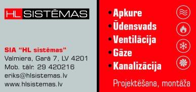 """""""HL sistēmas"""", SIA reklāma Latvijas pašvaldību amatpersonu un politiķu kontaktinformācijas katalogā"""