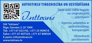 """""""Inttrans"""", SIA, Veikals reklāma Latvijas pašvaldību amatpersonu un politiķu kontaktinformācijas katalogā"""