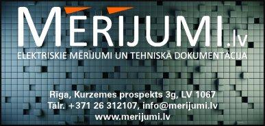 """""""Mērījumi"""", SIA reklāma Latvijas pašvaldību amatpersonu un politiķu kontaktinformācijas katalogā"""