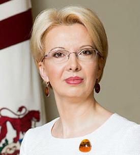 Saeimas prezidijs, Ināra Mūrniece