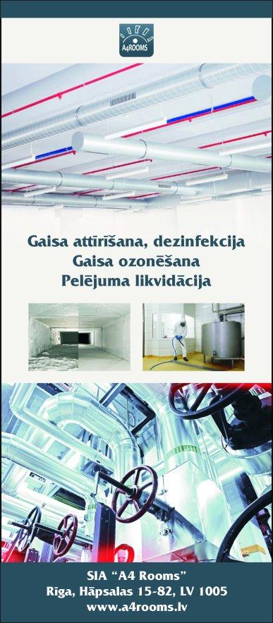 """""""A4 Rooms"""", SIA reklāma Rīgas domes amatpersonu un politiķu kontaktinformācijas katalogā"""