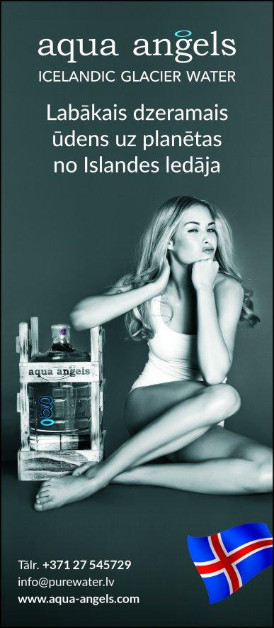 """""""Pure Water"""", SIA reklāma Latvijas pašvaldību amatpersonu un politiķu kontaktinformācijas katalogā"""