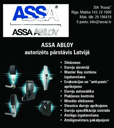 """""""Assaz"""", SIA reklāma Rīgas domes amatpersonu un politiķu kontaktinformācijas katalogā"""