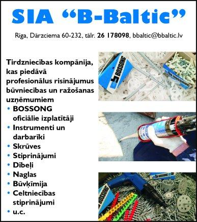 """""""B-Baltic"""", SIA reklāma Rīgas domes amatpersonu un politiķu kontaktinformācijas katalogā"""