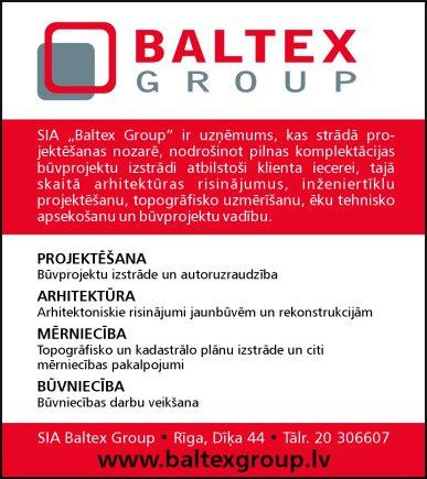 """""""Baltex Group"""", SIA reklāma Rīgas domes amatpersonu un politiķu kontaktinformācijas katalogā"""