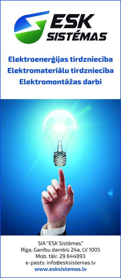 """""""ESK Sistēmas"""", SIA reklāma Latvijas pašvaldību amatpersonu un politiķu kontaktinformācijas katalogā"""