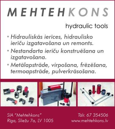 """""""Mehtehkons"""", SIA reklāma Rīgas domes amatpersonu un politiķu kontaktinformācijas katalogā"""