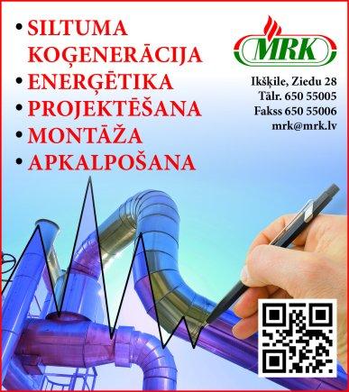 """""""MRK"""", SIA reklāma Rīgas domes amatpersonu un politiķu kontaktinformācijas katalogā"""