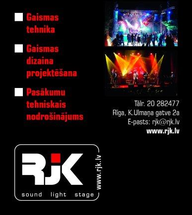 """""""RJK"""", SIA reklāma Latvijas pašvaldību amatpersonu un politiķu kontaktinformācijas katalogā"""
