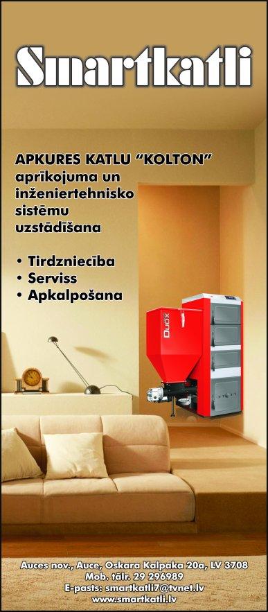 """""""Smart Katli"""", SIA reklāma Latvijas pašvaldību amatpersonu un politiķu kontaktinformācijas katalogā"""
