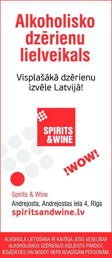 """""""Riga Spirits & Wine Outlet"""", SIA, Veikals reklāma Latvijas pašvaldību amatpersonu un politiķu kontaktinformācijas katalogā"""