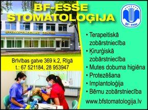 """""""BF-esse"""", SIA reklāma Rīgas domes amatpersonu un politiķu kontaktinformācijas katalogā"""