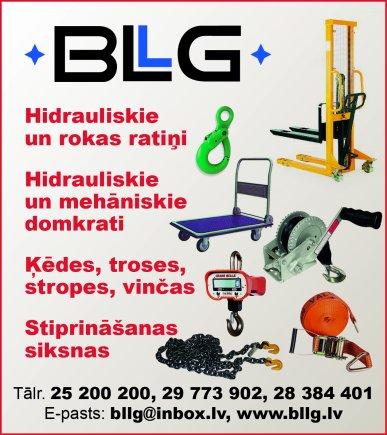 """""""BLLG"""", SIA reklāma Rīgas domes amatpersonu un politiķu kontaktinformācijas katalogā"""