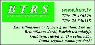 """""""BTRS"""", SIA reklāma Rīgas domes amatpersonu un politiķu kontaktinformācijas katalogā"""