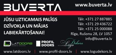 """""""Buverta"""", SIA reklāma Rīgas domes amatpersonu un politiķu kontaktinformācijas katalogā"""