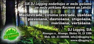 """""""DJ Logging"""", SIA reklāma Rīgas domes amatpersonu un politiķu kontaktinformācijas katalogā"""
