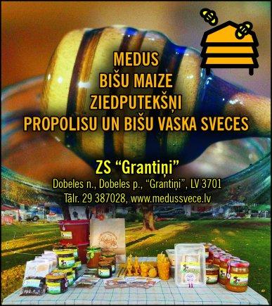 """""""Grantiņi"""", ZS reklāma Latvijas pašvaldību amatpersonu un politiķu kontaktinformācijas katalogā"""