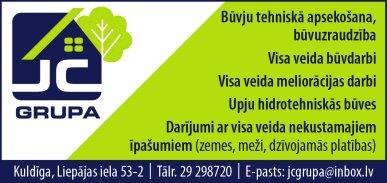 """""""JC grupa"""", SIA reklāma Rīgas domes amatpersonu un politiķu kontaktinformācijas katalogā"""