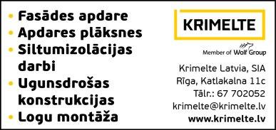 """""""Krimelte Latvia"""", SIA reklāma Rīgas domes amatpersonu un politiķu kontaktinformācijas katalogā"""