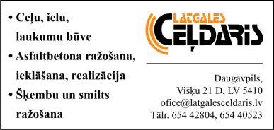 """""""Latgales Ceļdaris"""", SIA reklāma Rīgas domes amatpersonu un politiķu kontaktinformācijas katalogā"""