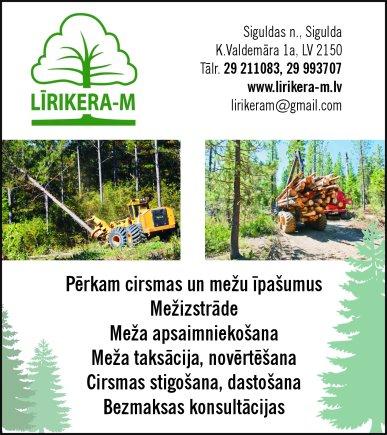 """""""Līrikera-M"""", SIA reklāma Rīgas domes amatpersonu un politiķu kontaktinformācijas katalogā"""