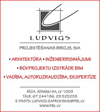 """""""Projektēšanas birojs LUDVIGS"""", SIA reklāma Rīgas domes amatpersonu un politiķu kontaktinformācijas katalogā"""