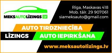 """""""Meks Auto"""", SIA reklāma Rīgas domes amatpersonu un politiķu kontaktinformācijas katalogā"""