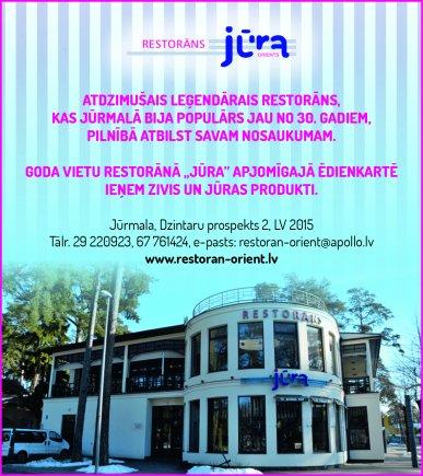 """""""Restorāns Orients"""", SIA reklāma Rīgas domes amatpersonu un politiķu kontaktinformācijas katalogā"""