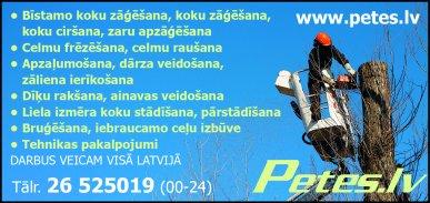 """""""Pētes"""", ZS reklāma Rīgas domes amatpersonu un politiķu kontaktinformācijas katalogā"""