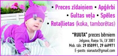 """""""Ruuta"""", SIA reklāma Rīgas domes amatpersonu un politiķu kontaktinformācijas katalogā"""