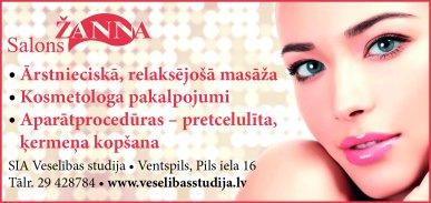 """""""Veselības studija"""", SIA reklāma Rīgas domes amatpersonu un politiķu kontaktinformācijas katalogā"""