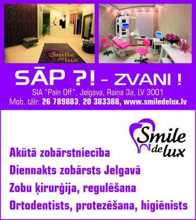 """""""Pain Off"""", SIA reklāma Latvijas pašvaldību amatpersonu un politiķu kontaktinformācijas katalogā"""