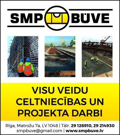 """""""SMP Būve"""", SIA reklāma Latvijas pašvaldību amatpersonu un politiķu kontaktinformācijas katalogā"""