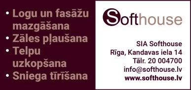 """""""Softhouse"""", SIA reklāma Rīgas domes amatpersonu un politiķu kontaktinformācijas katalogā"""