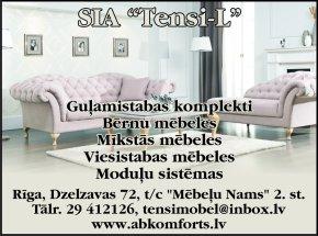 """""""Tensi-L"""", SIA, Veikals reklāma Rīgas domes amatpersonu un politiķu kontaktinformācijas katalogā"""