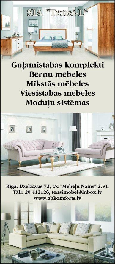 """""""Tensi-L"""", SIA, Veikals reklāma Latvijas pašvaldību amatpersonu un politiķu kontaktinformācijas katalogā"""