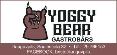 """""""Gastrobārs Yoggi Bear"""", SIA reklāma Rīgas domes amatpersonu un politiķu kontaktinformācijas katalogā"""
