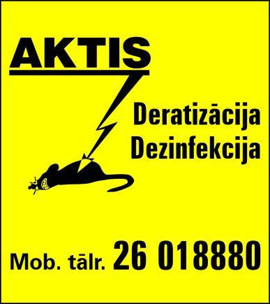 """""""Aktis"""", SIA reklāma Rīgas domes amatpersonu un politiķu kontaktinformācijas katalogā"""
