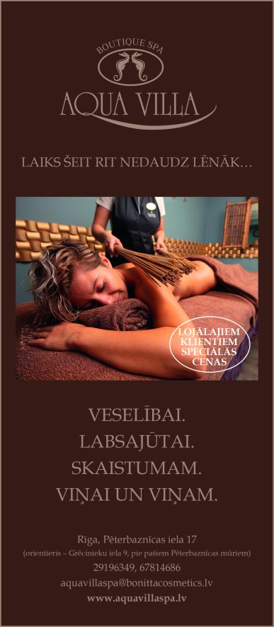 """""""Bonitta Cosmetics"""", SIA reklāma Rīgas domes amatpersonu un politiķu kontaktinformācijas katalogā"""