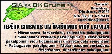 """""""BK Grupa"""", SIA reklāma Rīgas domes amatpersonu un politiķu kontaktinformācijas katalogā"""