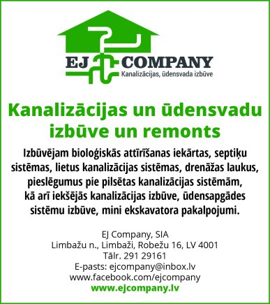 """""""EJ Company"""", SIA reklāma Rīgas domes amatpersonu un politiķu kontaktinformācijas katalogā"""