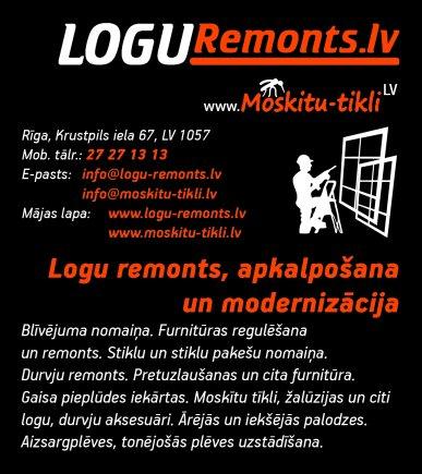 """""""Loguremonts.lv"""", SIA reklāma Latvijas pašvaldību amatpersonu un politiķu kontaktinformācijas katalogā"""
