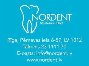 """""""Nordent"""", SIA reklāma Rīgas domes amatpersonu un politiķu kontaktinformācijas katalogā"""