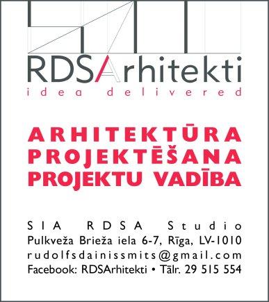 """""""RDSA Studio"""", SIA reklāma Latvijas pašvaldību amatpersonu un politiķu kontaktinformācijas katalogā"""