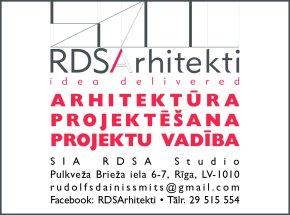 """""""RDSA Studio"""", SIA reklāma Rīgas domes amatpersonu un politiķu kontaktinformācijas katalogā"""