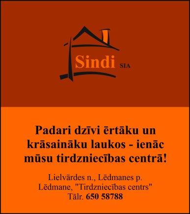 """""""Sindi"""", SIA, Tirdzniecības centrs reklāma Rīgas domes amatpersonu un politiķu kontaktinformācijas katalogā"""