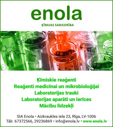 """""""Enola"""", SIA reklāma Rīgas domes amatpersonu un politiķu kontaktinformācijas katalogā"""