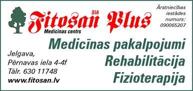 """""""Fitosan Plus"""", SIA reklāma Rīgas domes amatpersonu un politiķu kontaktinformācijas katalogā"""
